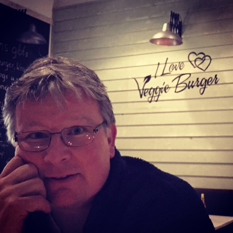 I love veggieburger